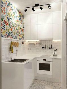 Billedresultat for lille køkken