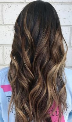 Top brunette hair color ideas to try 2017 (3)