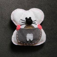 Coussin pour dents de lait