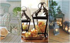 Bajeczne propozycje na dekoracyjne lampiony w domu