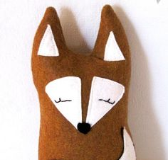 Items similar to Eco-Friendly Forest Fox Plush, Woodland Children's Room Decor on Etsy Fabulous Fox, Fox Toys, Eco Friendly Toys, Friendly Fox, Felt Fox, Cute Fox, Childrens Room Decor, Hippie Man, Woodland Creatures