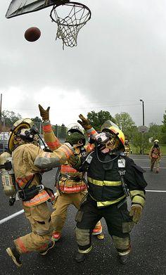 #Firefighter #training - Michael Hensdill