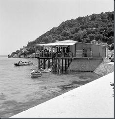 Restos de Colecção: Antigamente Portinho da Arrabida -Setubal