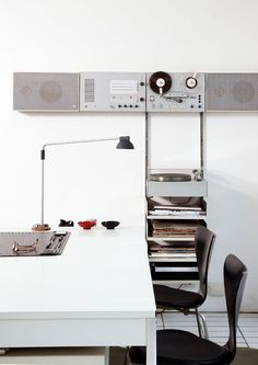 dieter rams: good design is as little design as possible.