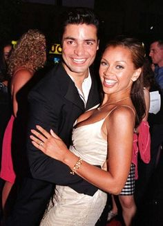 "Chayanne and Vanessa Willimas. ""Dance With Me"","