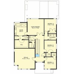Clean, Straight Lines - 23511JD | 2nd Floor Master Suite, Bonus Room, Butler Walk-in Pantry, CAD Available, Contemporary, Den-Office-Library-Study, Modern, Northwest, PDF, Photo Gallery, Premium Collection | Architectural Designs