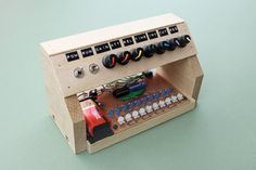 Step Sister - Step Sequencer Controlled Analog Synth