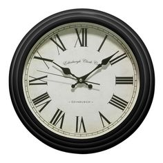 Found it at Wayfair.co.uk - Piercefield 36cm Wall Clock