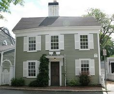 Benjamin Moore S Nantucket Gray Part Of The Hc Collection
