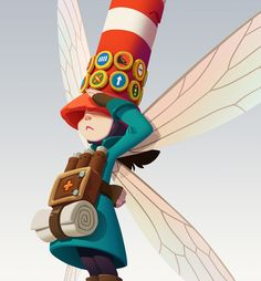 Sons, Character Design, Fairy, Challenges, My Favorite Things, Artwork, Anime, Pictures, Photos