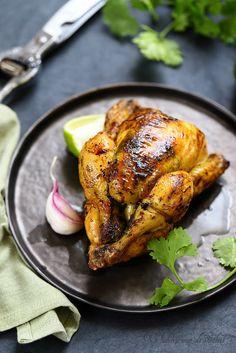 Poulet rôti à la thaïe Plus