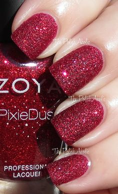 Chyna by Zoya - The PolishAholic: Zoya PixieDust Collection Swatches!