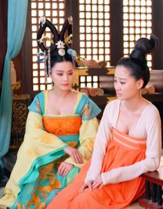 Fan Bingbing in 'Empress of China'. Chinese Traditional Costume, Traditional Fashion, Traditional Outfits, Asian Books, The Empress Of China, Old Fashion Dresses, Fan Bingbing, Asian Fashion, Chinese Fashion