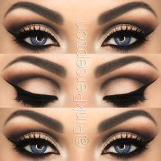 love this eye makeup look