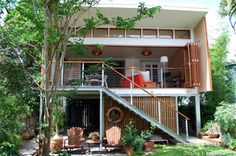 New Exterior Design House Basements 56 Ideas Design Exterior, House Paint Exterior, Exterior House Colors, Backyard House, House Deck, Cozy Office, Thai House, Basement House, Basement Ideas