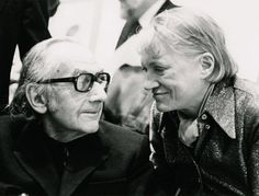 Surrealists Man Ray and Lee Miller photographed in 1975 — A lopsided artistic relationship. Photo: Tweedy