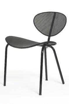 Chaise Nagasaki, Mathieu Matégot, 1954