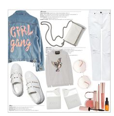 """Sweet Mini Handbags (2)"" by sc-styles ❤ liked on Polyvore featuring Edit, High Heels Suicide, Josie Maran, BIA Cordon Bleu, STELLA McCARTNEY, Chloé and Markus Lupfer"