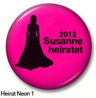 Button Heirat Neon 1