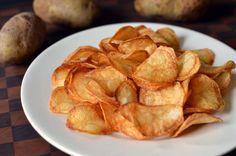 Small Batch Potato Chips