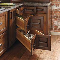 140 best kitchen bathroom cabinet organization images in 2019 rh pinterest com  lowes kitchen shelf organizers