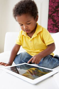 Less Screen Time, More Hands on Play is Better for Language and Learning