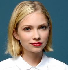 Tavi Gevinson Simple Easy Short Bob Haircut