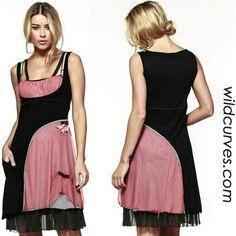 DoubleJeu myrtille dress Sugar Crisp, Tunics, Dress Skirt, Skirts, Dresses, Blueberries, Formal Skirt, Vestidos, Skirt