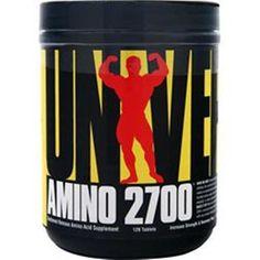 U-2'll love it UNIVERSAL NUTRITION Amino 2700-1-2-3-5-120 tabs U-2'll love it #UNIVERSALNUTRITION