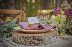 woodsy wedding ideas