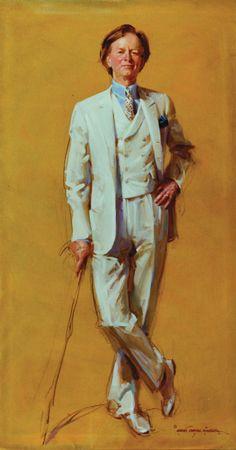 """""""Tom Wolfe"""" by Everett Raymond Kinstler"""