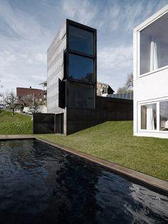 marte architekten i like architecture einfamilienhaus ferienhaus zeitgenossische architektur