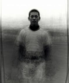 ken kitano  http://www.ourface.com/english/works/ourface.html