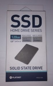 ASUS laptop with damaged Hard Drive, so we decide to go with upgrade to a SSD (Solid State Drive) Company Logo