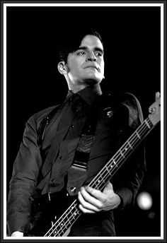 Dream bassist.  Dream ex-bassist?  Whatever.  Always, always on The List.
