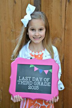 Last Day Of School Printables | two design options, preschool through high school