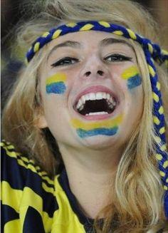 En Güzel Fenerbahçeli Kızlar – Taraftar Kızlar