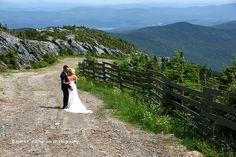 First Look - Elevation 4000' - Jay Peak Resort - Vermont Wedding
