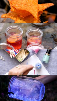 8 Clever Camping Hacks 8 Clever Camping Hacks,Travel Tips & Tricks From waterproofing your matches to a cheesy kindling alternative, here are eight simple, yet clever, camping hacks. Diy Camping, Camping Ideas, Camping Hacks, Zelt Camping, Camping Glamping, Camping Supplies, Camping Essentials, Camping Survival, Family Camping