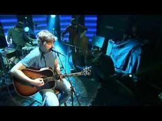 ZDFneo: Philipp Poisel (Unplugged-Konzert). Nice German Music.