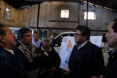 Inician trabajos en campamento de La Ronda para mejorar las condiciones de 600 trabajadores