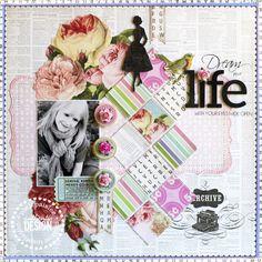 Use your scraps 4  Pink Paislee Blog — Pink Paislee