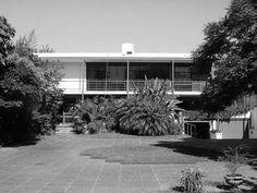 Casa Oks Año construcción: 1953-1957 por victoria.bonetmarti.9