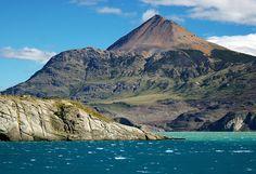 Lago General Carrera , Carretera Austral, Chile