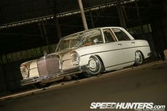 1967 AIRED MERCEDES 250S - Speedhunters