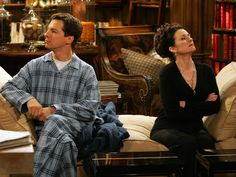 Jack Mc Farland and Karen Walker made the show Will and Grace... Everyone should buy the enitre DVD collection...