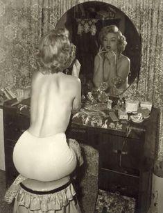 Resultado de imagem para vintage marilyn monroe dressing room