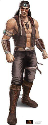 "Nightwolf - Mortal Kombat (70"" x 26"") Graphic Stand Up - http://www.psbeyond.com/view/nightwolf-mortal-kombat-70-x-26-graphic-stand-up - http://www.psbeyond.com/view/wp-content/uploads/2013/03/41KgOK7vhnL.jpg"