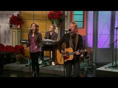 Chris Tomlin - Emmanuel-Hallowed Manger Ground (On 700 Club)- One of my most favorite Christmas songs, ever!