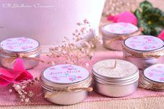 Detalles para bodas, velas aromáticas naturales. Consultas y encargos: eljaboncasero@gmail.com